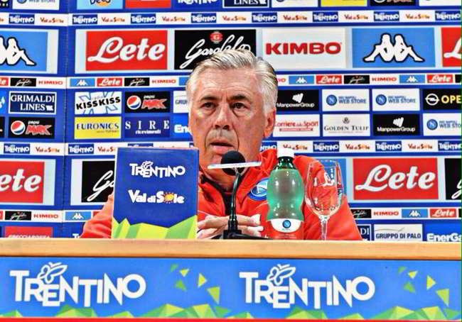 """Ancelotti : """"ecco perchè mi sono arrabbiato con Diawara. Cerchiamo un terzino"""""""