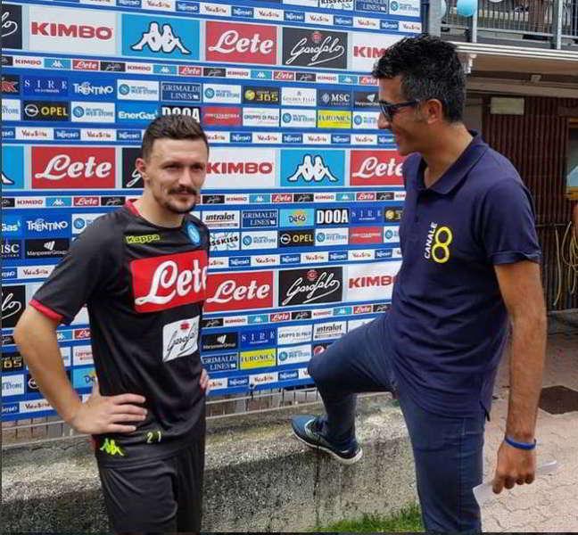 """Rui: """"Ringrazio Sarri ma con Ancelotti ora siamo pronti per Vincere. CR7 si prepari"""""""
