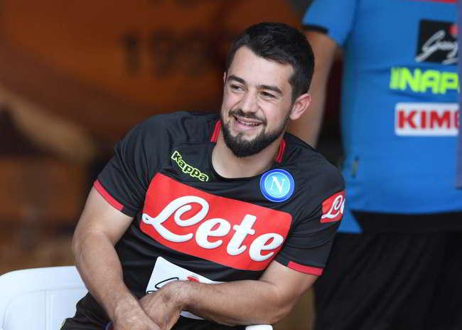 """Dimaro, parla Younes: """"sono felice di essere qui. Ho parlato con Ancelotti e la società"""""""