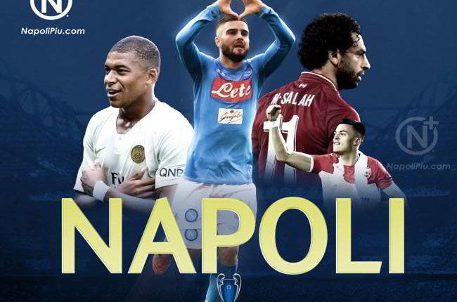 Ecco il calendario Champions del Napoli. Si comincia il 18 settembre