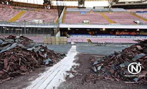 Napoli, gestione del San Paolo vergognosa: ADL lasci un segno non solo plusvalenze