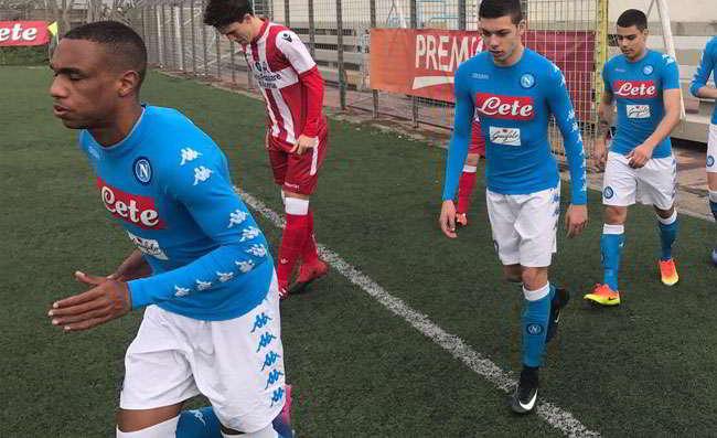 Settore giovanile del Napoli senza sede: chiuso il Centro Sportivo di Sant'Antimo