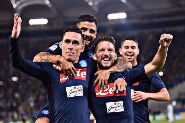 Gazzetta: Il Napoli delude, quinto dietro il Milan. Non arriverà in Champions.