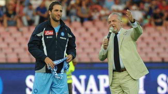 otti portò Higuain al Napoli. Ecco cosa fece il tecnico del Napoli