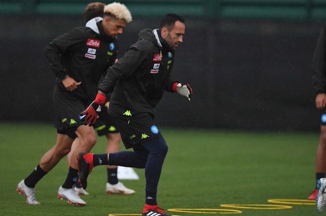 Radio Marte: Napoli, Ruiz recupera, grosse novità contro la Samp