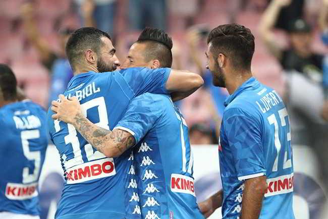 Napoli sorteggi Champions. Rischio Liverpool e due ex di Ancelotti