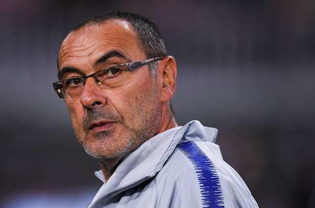 "Sarri: "" Se Ancelotti mi telefona, vado volentieri. Manco a De Laurentiis..."""