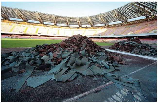 San Paolo, De Laurentiis non firma la convenzione. A rischio la gara con il Milan?