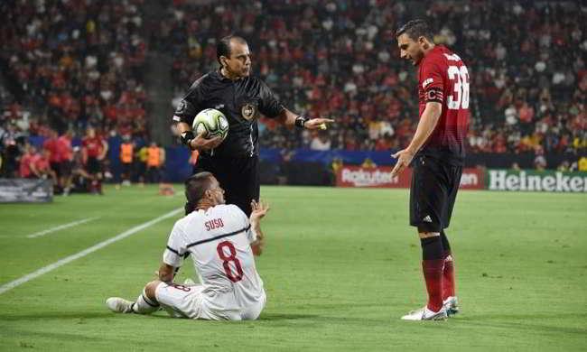 Sky: Il Manchester United ha fissato il prezzo di Darmian. Sforzo economico per il Napoli
