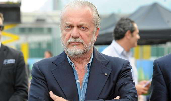 "Bari, il business plan di De Laurentiis: ""Investimenti precisi, focus sui giovani talenti e marketing aggressivo"