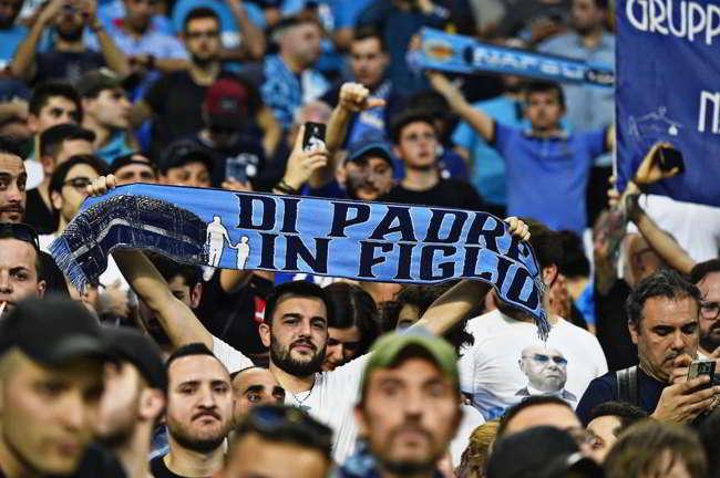 Napoli-Milan, previsti circa 35.000 spettatori. Colpa dell'estate di veleni