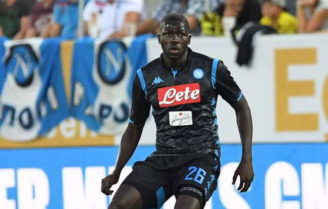 """koulibaly: """"Napoli antirazzista, che pena i cori sul Vesuvio. Vi dico una cosa sul goal alla Juve"""""""