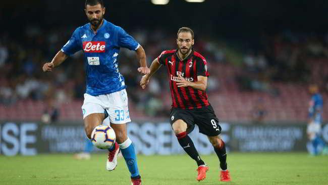 """Higuain contro De Laurentiis: tutti hanno problemi con lui, a Napoli mi odiano ma..."""""""