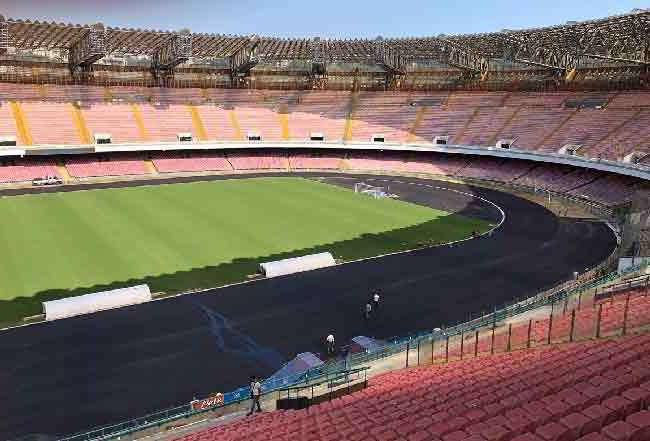Ufficiale: La UEFA concede la deroga per il San Paolo. Ecco l'ultimatum