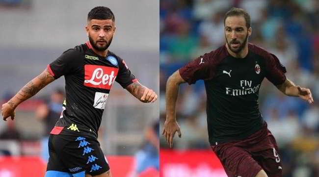 Napoli-Milan 3-2. Gli azzurri vincono il rimonta con Zielinski e Mertens