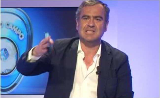 """Del Genio: """"E' inconcepibile quanto accaduto al Napoli. I tifosi ci sono rimasti male"""""""