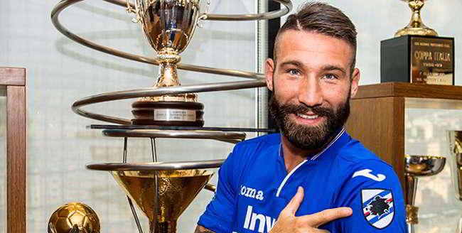 Il difensore Lorenzo Tonelli, appena arrivato in blucerchiato ha parlato del Napoli e della nuova esperienza Genova.