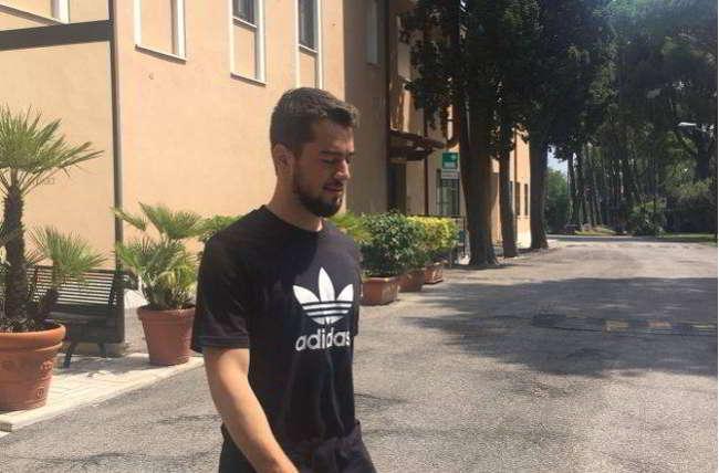 Amin Younes ha svolto le visite mediche dal professor Mariani a Villa Stuart. Il nazionale tedesco aveva rimediato la rottura del tendine d'Achille.