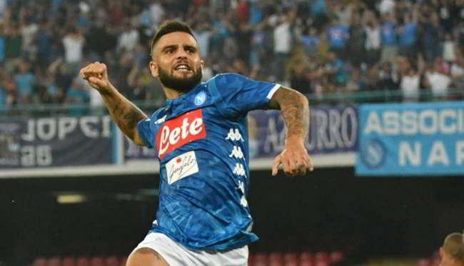 Napoli-Fiorentina 1-0: Insigne salva tutti