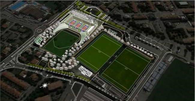 Slitta l'incontro per il nuovo centro sportivo del Napoli