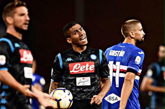 Allarme Napoli, ogni tiro è un goal. Lazio, Milan e Samp hanno evidenziato i problemi difensivi nel primo anno di Sarri lo stesso trend negativo.