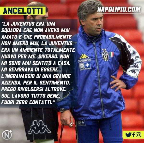 """Mughini: """"Ancelotti licenziato dalla Juve. Non capisco Insigne centravanti..."""""""
