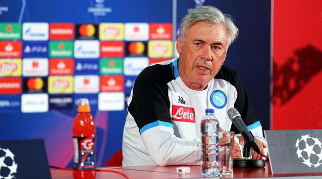 """La grinta di Ancelotti: """"siamo eccitati, vogliamo passare il turno"""""""