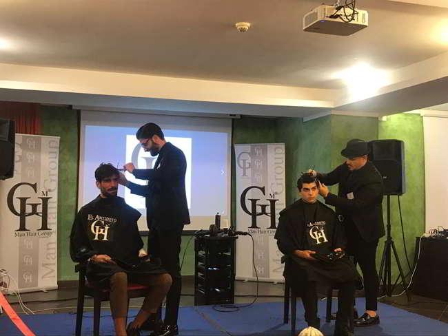 Man Hair Group Academy, il successo di Biagio Martire e Giuseppe Vinacci