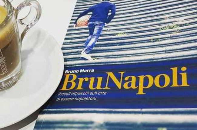 Eccellenze Napoletane. Bruno Marara premiato per Brunapoli
