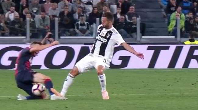 """De Marco: """"fallo di Pjanic da punire. L'arbitro di Juve-Napoli? ecco chi sarà"""""""