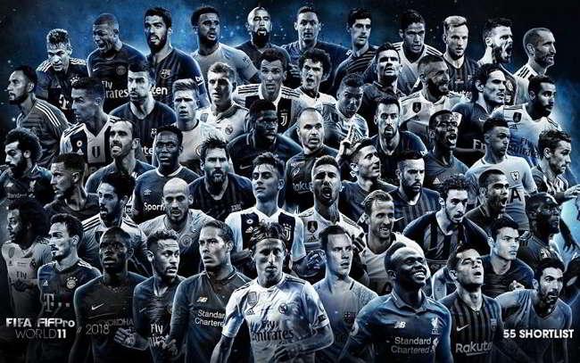 Assurdo al Best Team Fifa 2018 c'è Chiellini non Koulibaly.