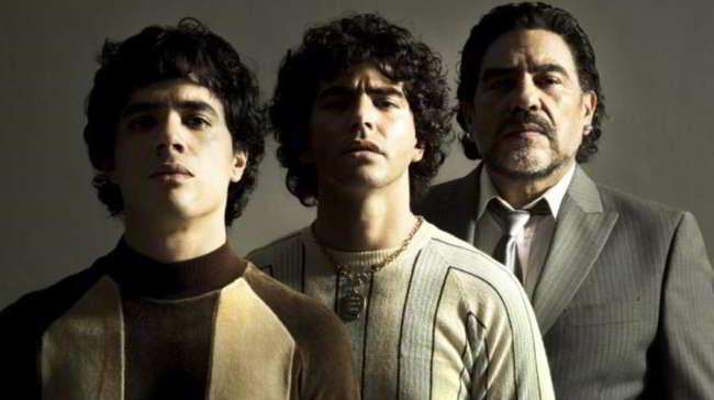 Amazon farà un film su Maradona. Scelti gli attori