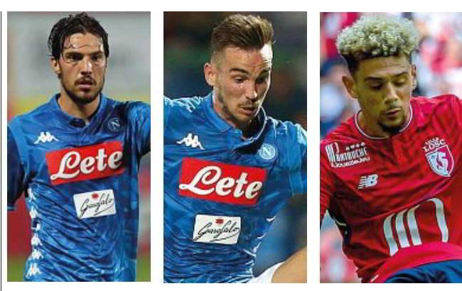 Napoli, cinque calciatori tra attese e dubbi. Il tifoso si sarebbe aspettato...