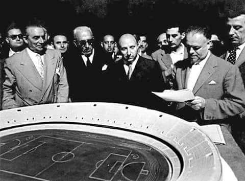 Nuovo stadio del Napoli a Casoria. L'idea di Ferlaino, 150 mila posti e...