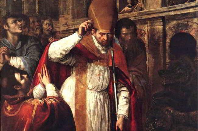 San Gennaro dal martirio al miracolo del sangue. Storia del santo di Napoli