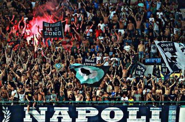 Il San Paolo non è più lo stadio del Napoli, ora è senza convenzione.