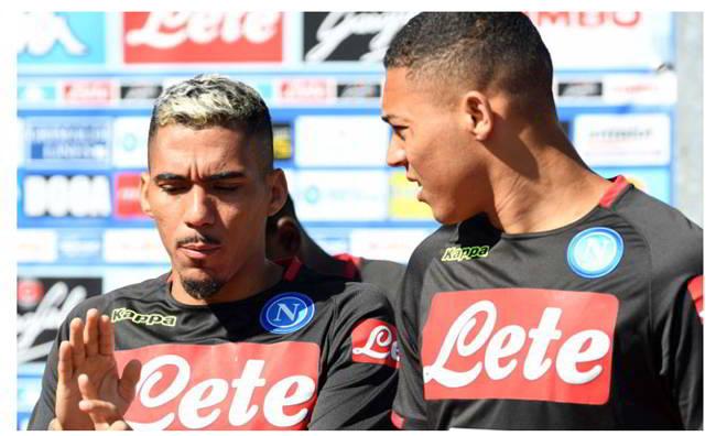"""Vinicius: """"Napoli Fantastica, voglio tornare. Allan e Ancelotti..."""""""