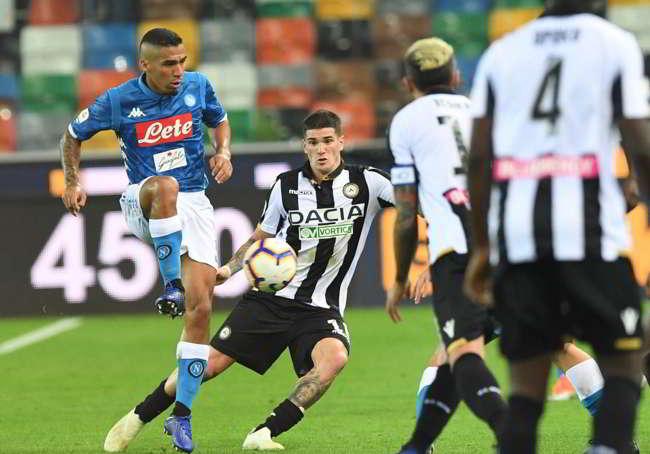 Udinese-Napoli. Ecco cosa è successo al VAR. I sospetti su Orsato ...