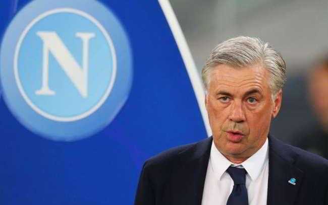 Ancelotti al Napoli: «Vediamo di non rovinarci un'altra sosta».