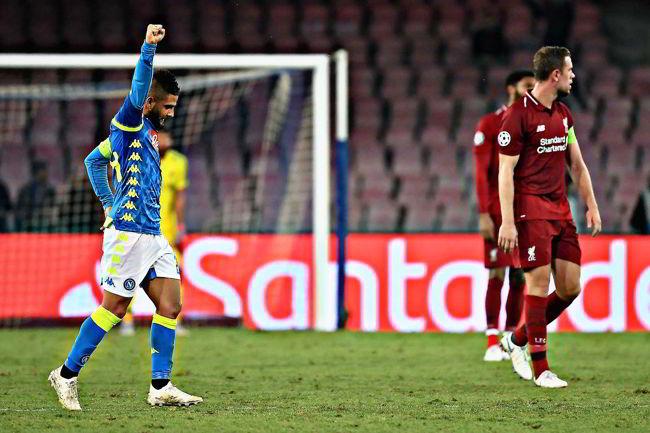 Comanda Napoli, Ancelotti domina. Delirio al San Paolo