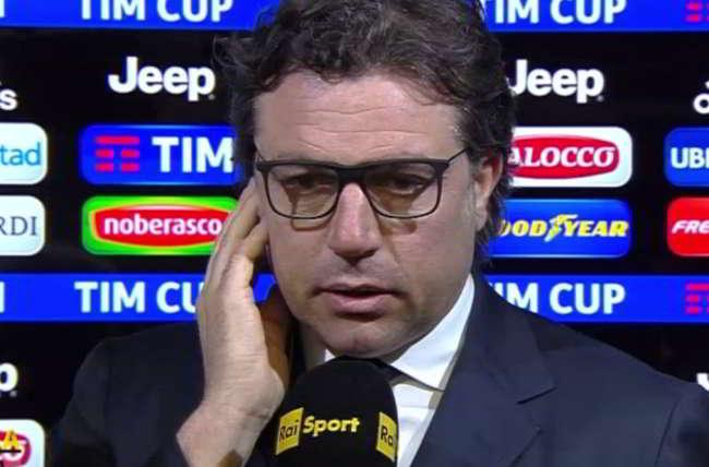 Giuntoli ha parlato prima di Napoli-Liverpool. Il ds del Napoli ha parlato della spinta del San Paolo e di Ancelotti.