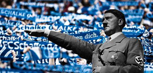 Hitler tifoso dello Schalke 04. La leggenda che ispirò il nazismo