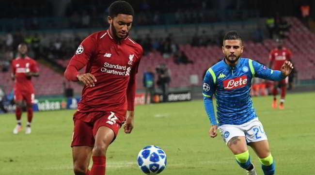 Napoli-Liverpool 1-0. Altro che lo squallore di Torino. Questo è calcio