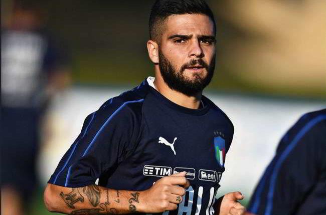 """Insigne: """"Sono carico grazie alla richiesta di Ancelotti. A Sarri rispondo..."""""""