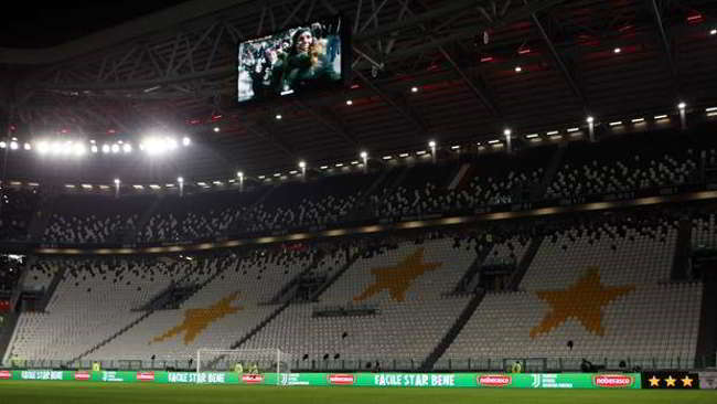 """Raddoppiata la pena per la Juve, il giudice sportivo rivela: """"l'80 per cento dei tifosi juventini..."""""""