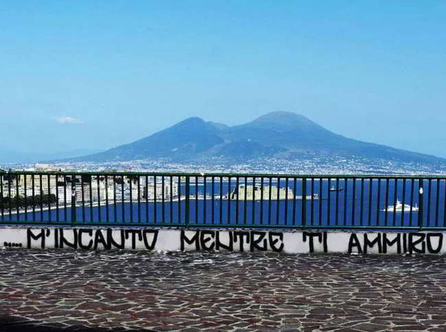 Da Napoli a Brindisi, quando la lontananza accresce la passione