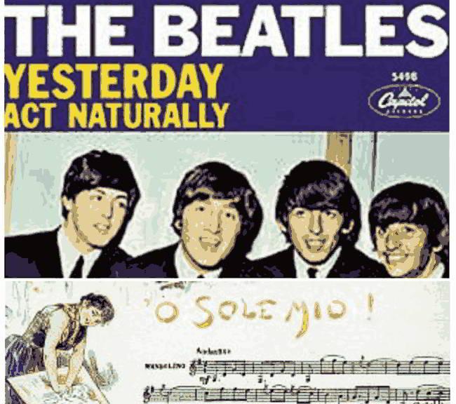 Napoli-Liverpool. 'O sole mio sfida Yesterday e i Beatles. Al San Paolo il derby della musica