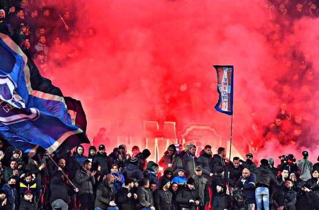 A Napoli il mio amore eterno. I colori azzurri unica passione del mio cuore!