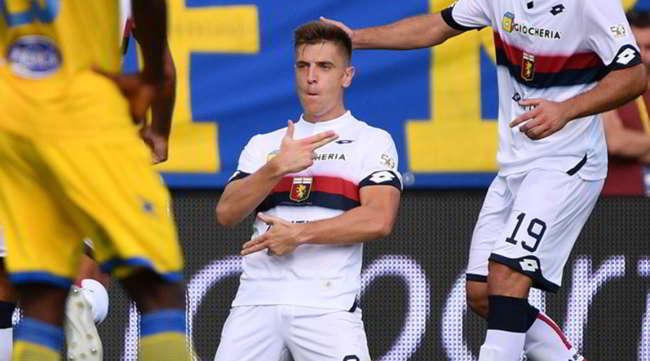 Sky: Real Madrid su Piatek, mega offerta al Genoa. Napoli beffato? i dettagli