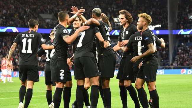 Combine PSG-Stella Rossa la Uefa apre un'inchiesta. Scommesse per milioni